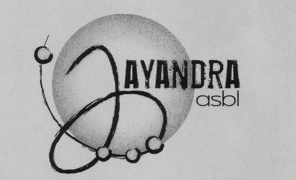 Premier Logo de l'Association en noir et blanc