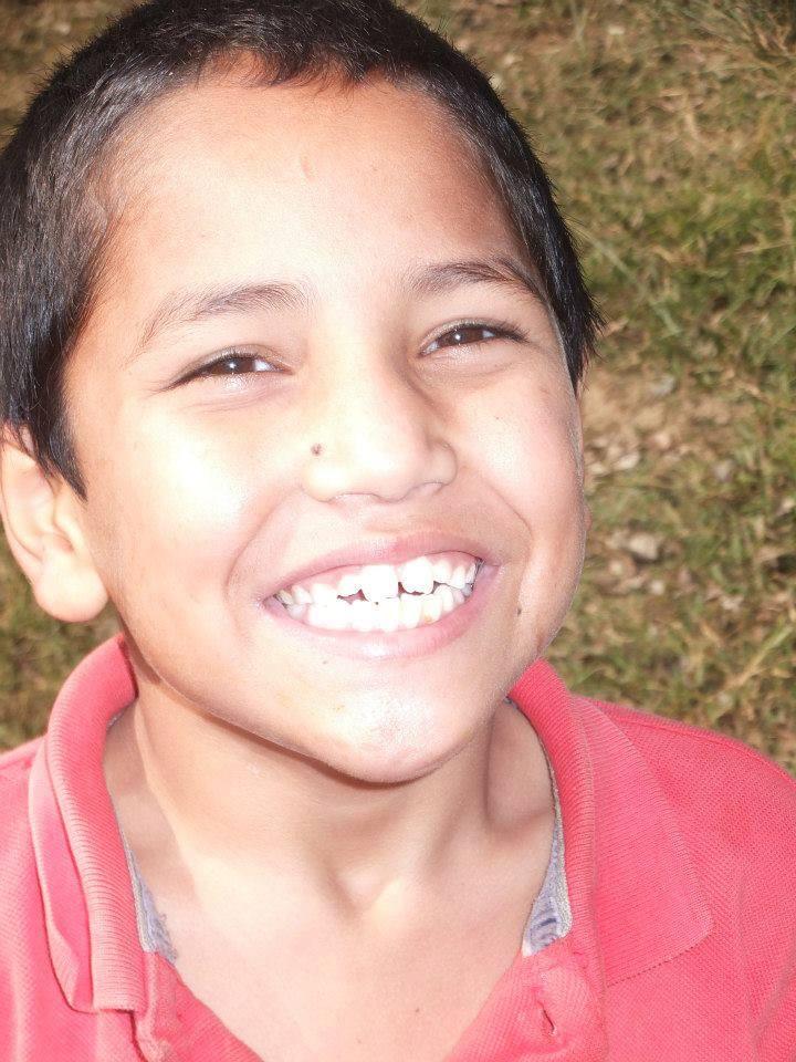 sourire des enfants